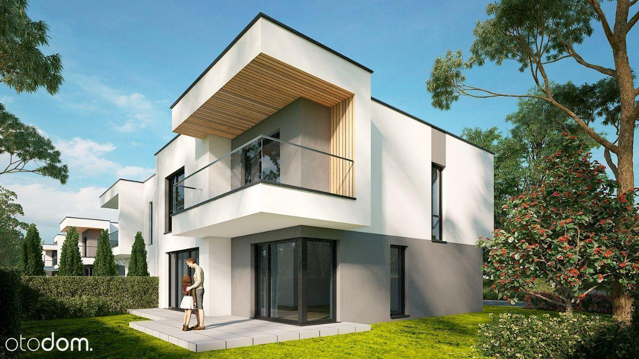Dom w zabudowie bliźniaczej B2 Park Zakopiańska