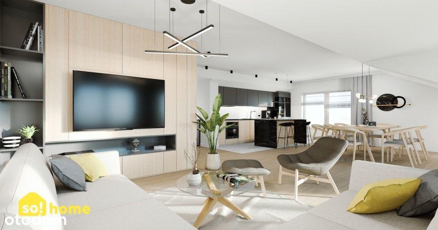 Mieszkanie 2 poziomowe 70 +poddasze, 2 balkony, pi