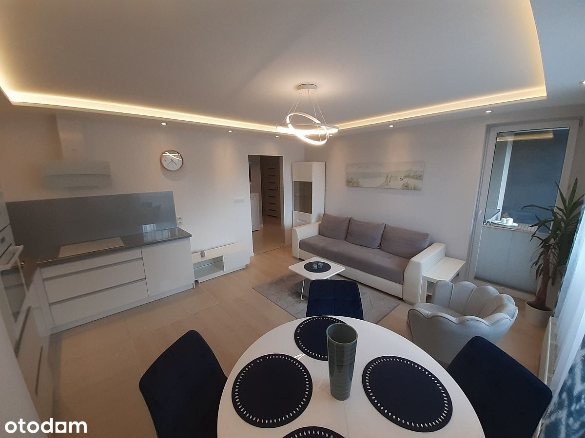 Nowy Umeblowany 3 pokojowy Apartament 57 m2