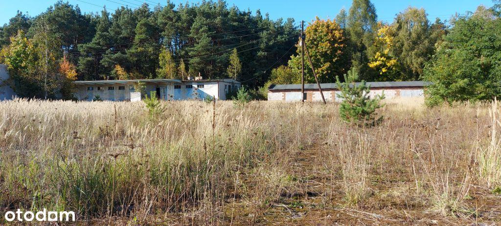 Działki 2,09 ha zabudowa mieszkaniowa i usługowa