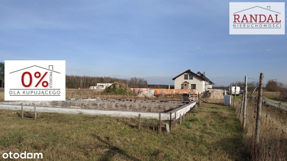 Działka, 501 m², Murzynowo Leśne