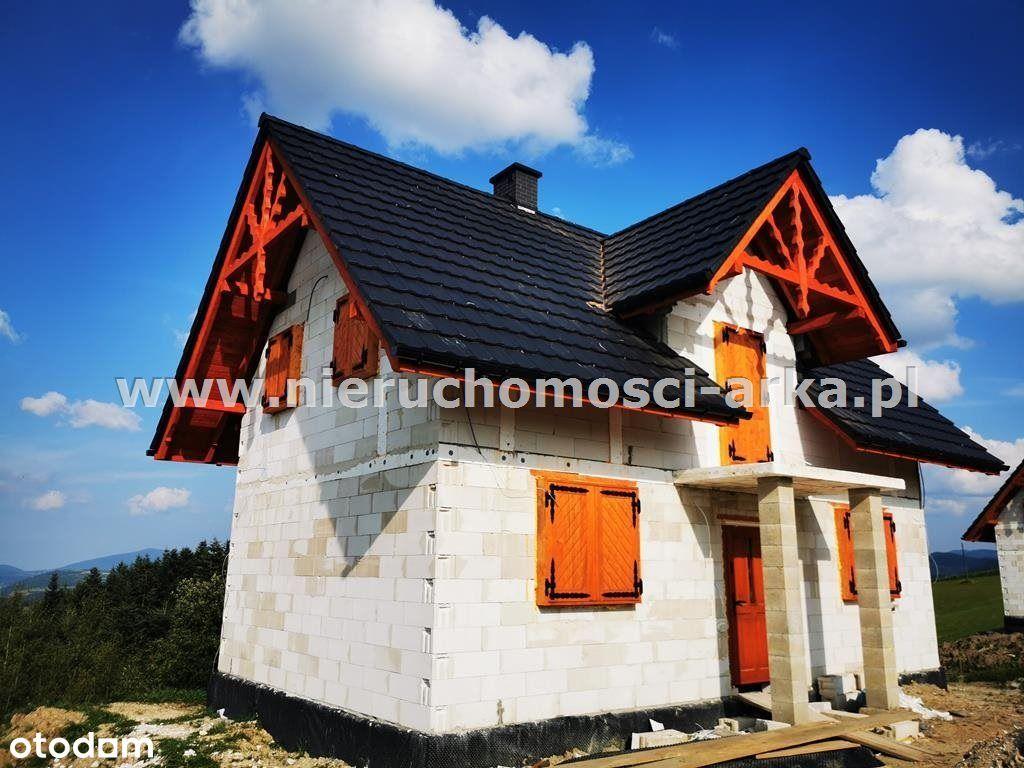 Dom W Pięknej Lokalizacji Na Pograniczu Rabki