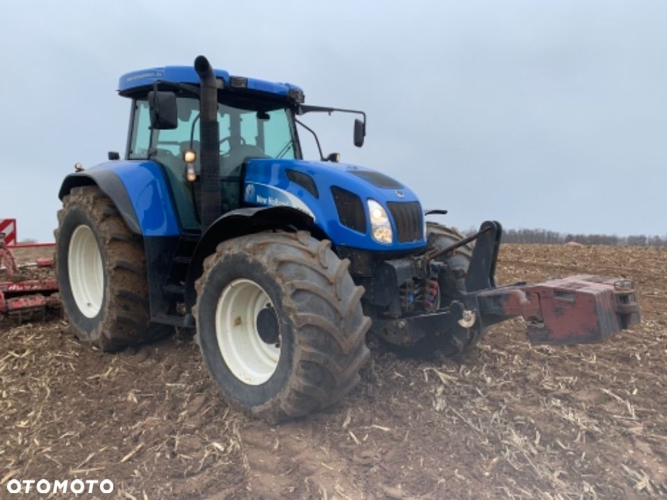 New Holland T7550  New holland t7550 t7540 tm - 8