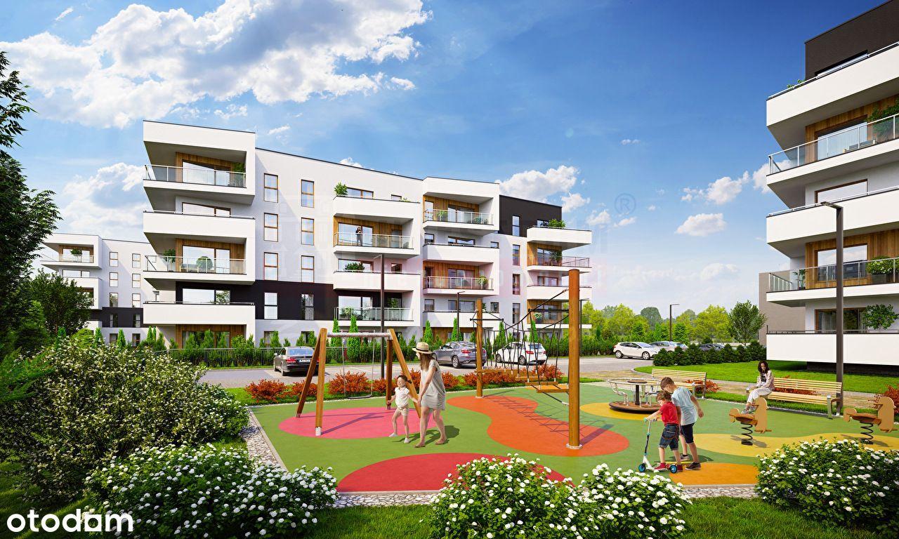 Mieszkanie, 53,71 m², Opole