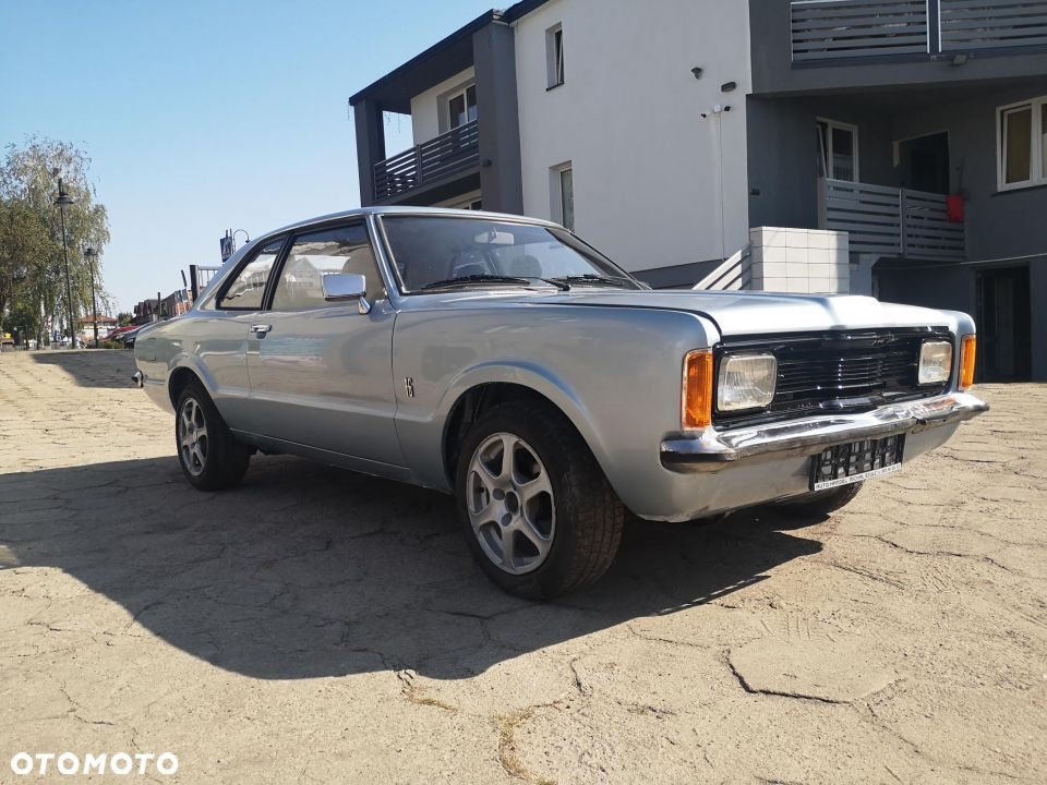 Ford Taunus 1600L coupe - 1