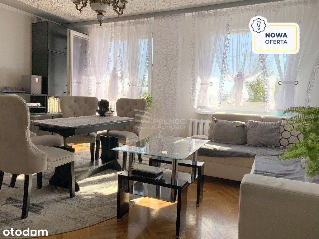 Słoneczne 2-pokojowe mieszkanie na ul. Fortecznej