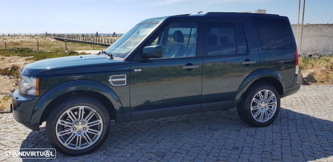 Land Rover Discovery - 26