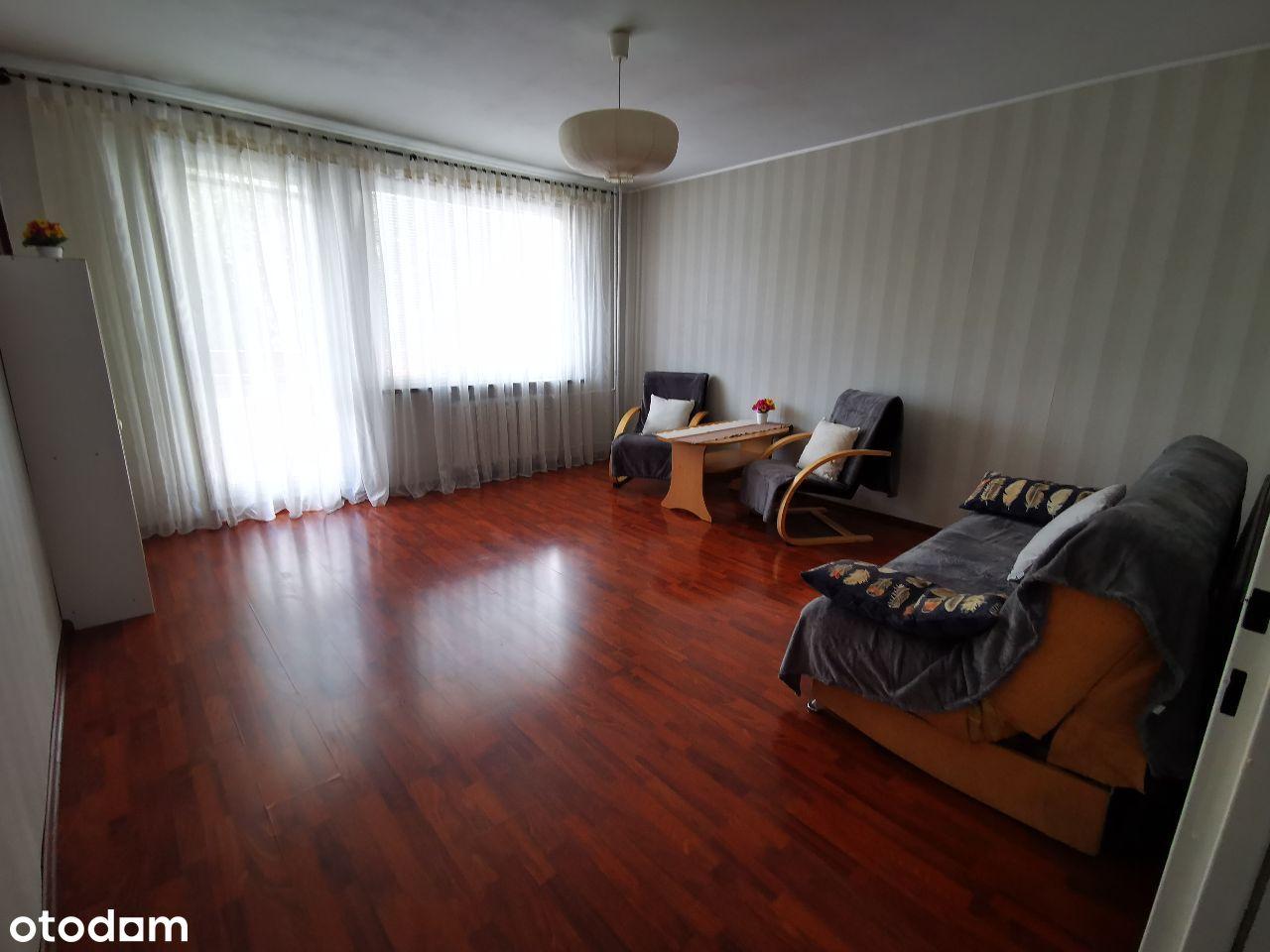 Przestronne mieszkanie 58.6 m², 2 pokoje Żyrardów