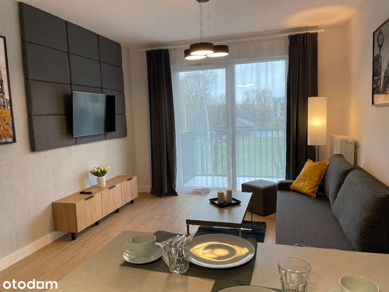 Luksusowo wyposażone komfortowe mieszkanie