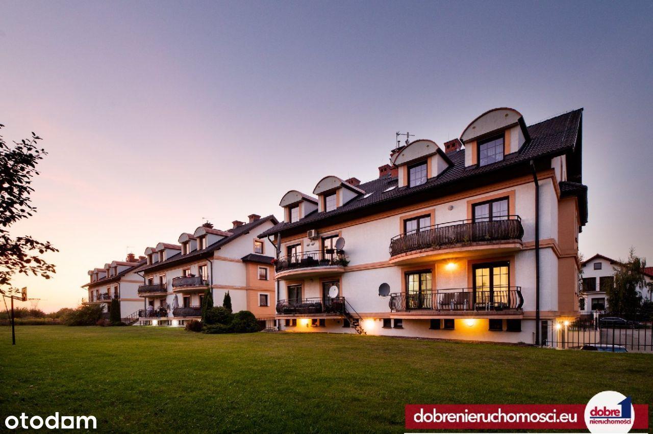 Niemcz Piękny apartament z kominkiem, 2 balkony