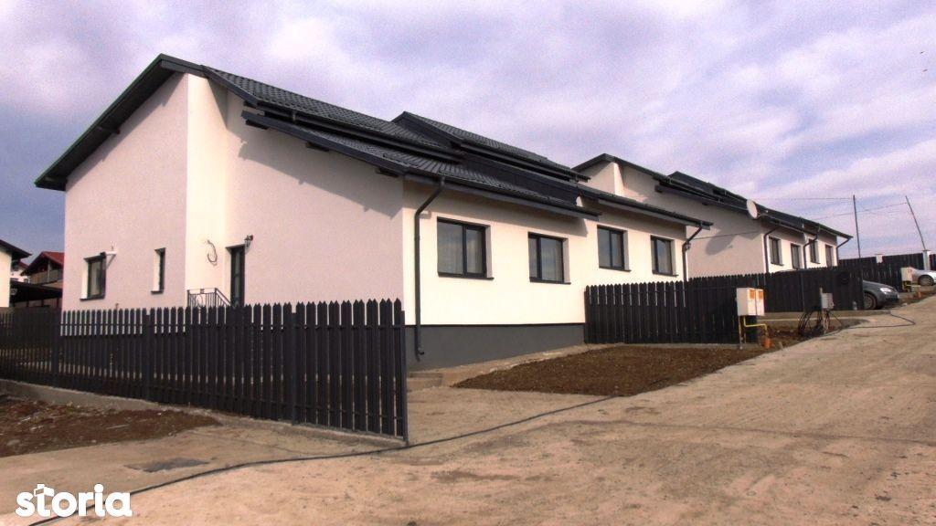 Casa tip duplex 3 camere cu posibilitatea de mansardare