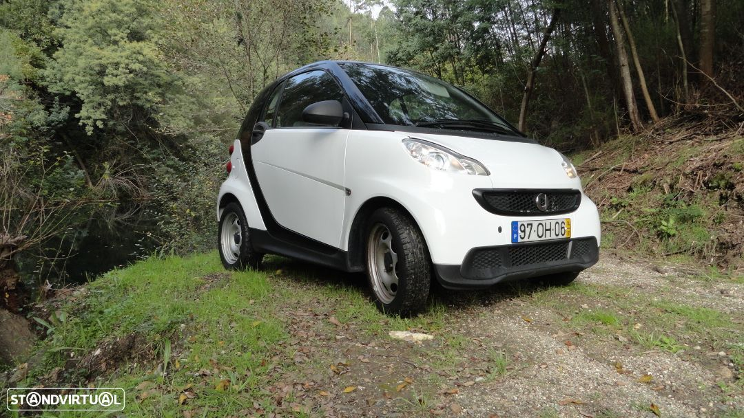 Smart ForTwo 1.0 mhd Pure 61 - 1