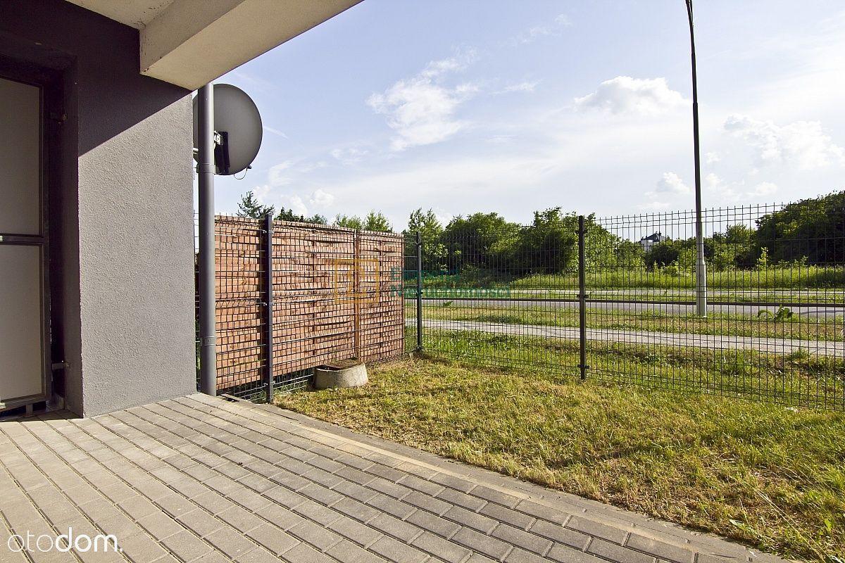 mieszkanie z ogródkiem, 53 m2, 3 pokoje, ul.Niecia