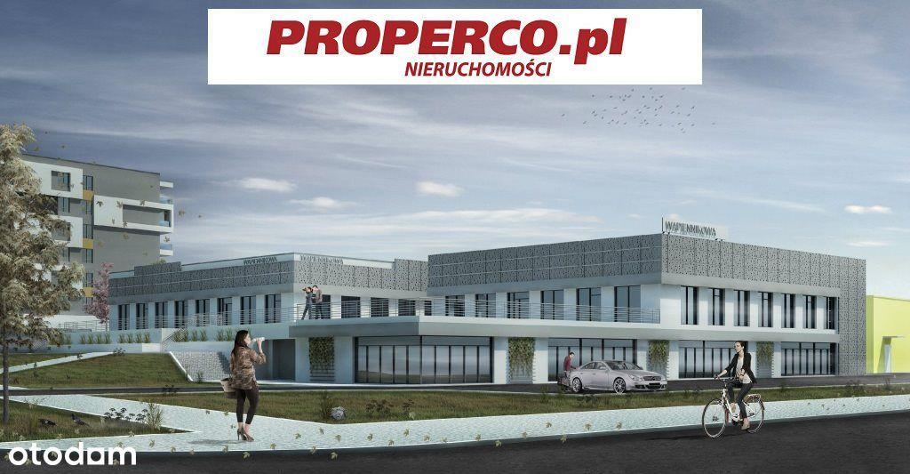 Lokal 268 m2 + 20 m2 magazyn, parter, Barwinek