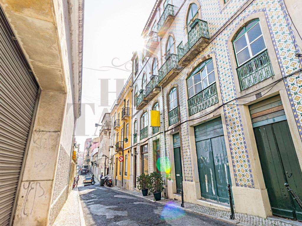 Prédio para comprar, Santo António, Lisboa - Foto 1