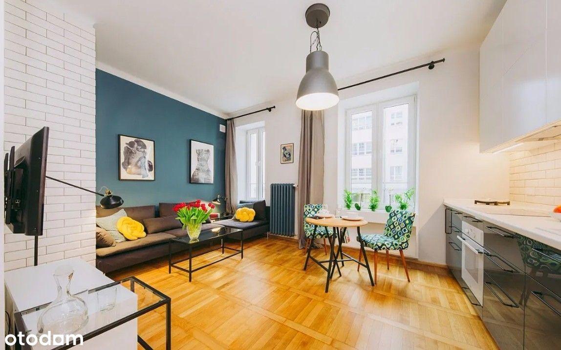 Luksusowy apartament w stylu Soft Loft