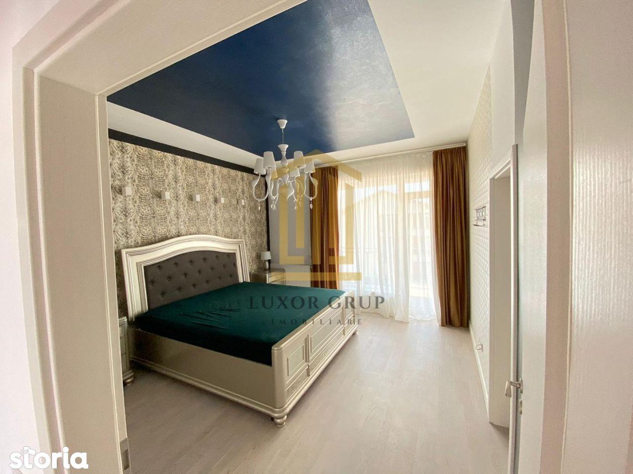 Penthouse de lux cu 3 camere   Calea Cisnadiei