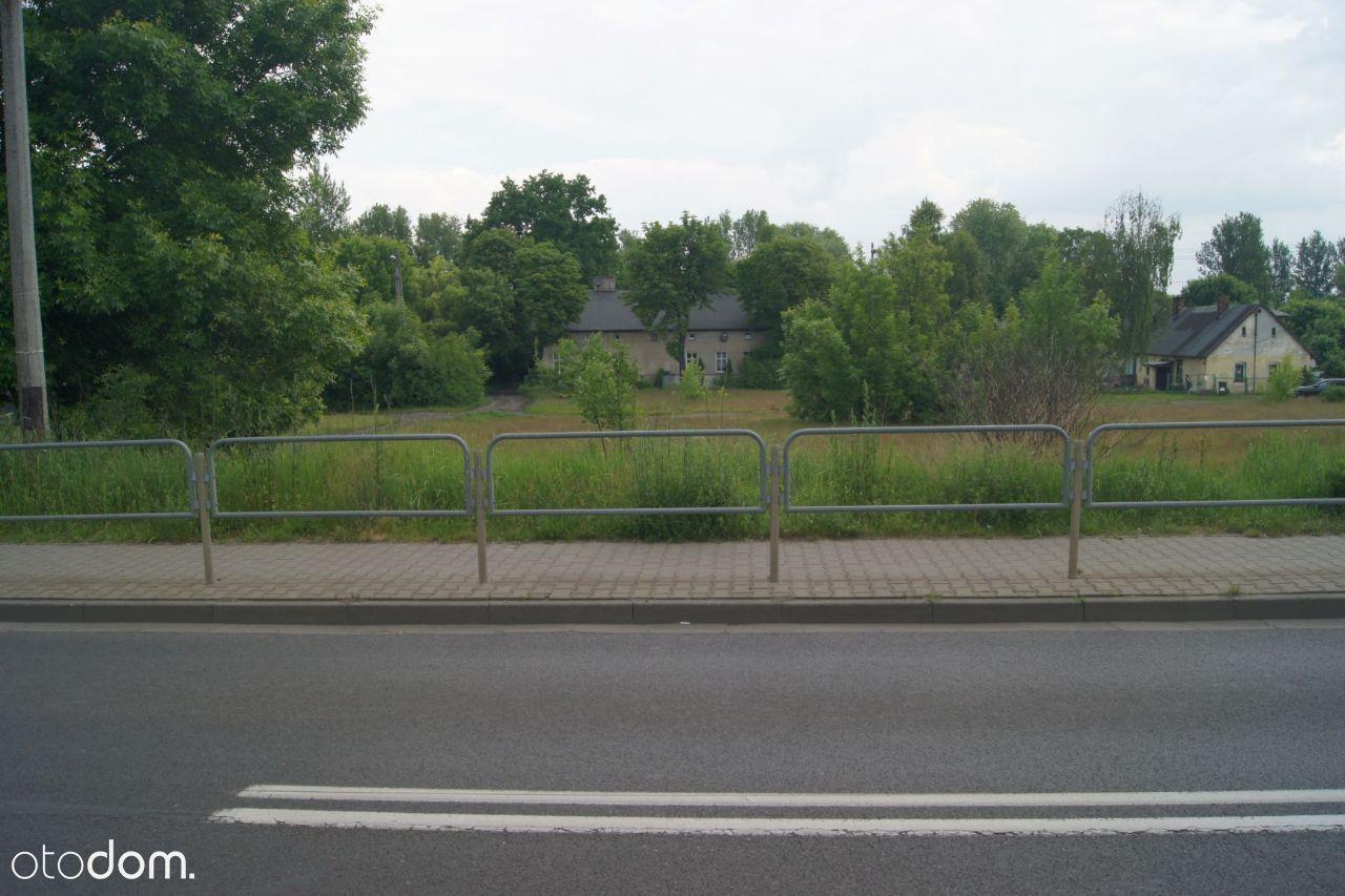 Działka inwestycyjna w Katowicach wraz z domem