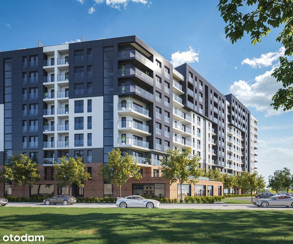 Apartament w inwestycji Fabryczna City M167
