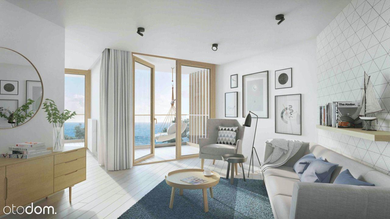 PINEA - apartament z widokiem na morze #516