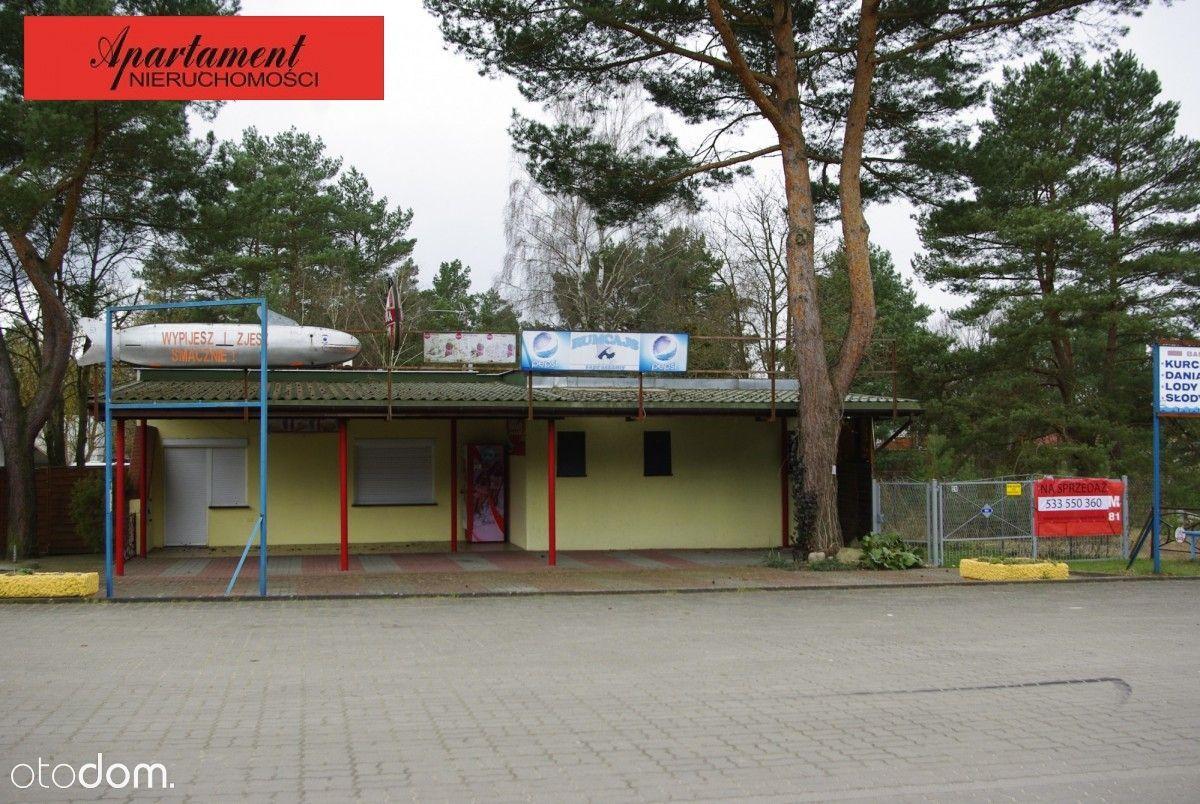 Atrakcyjny lokal gastronomiczny w Pieczyskach