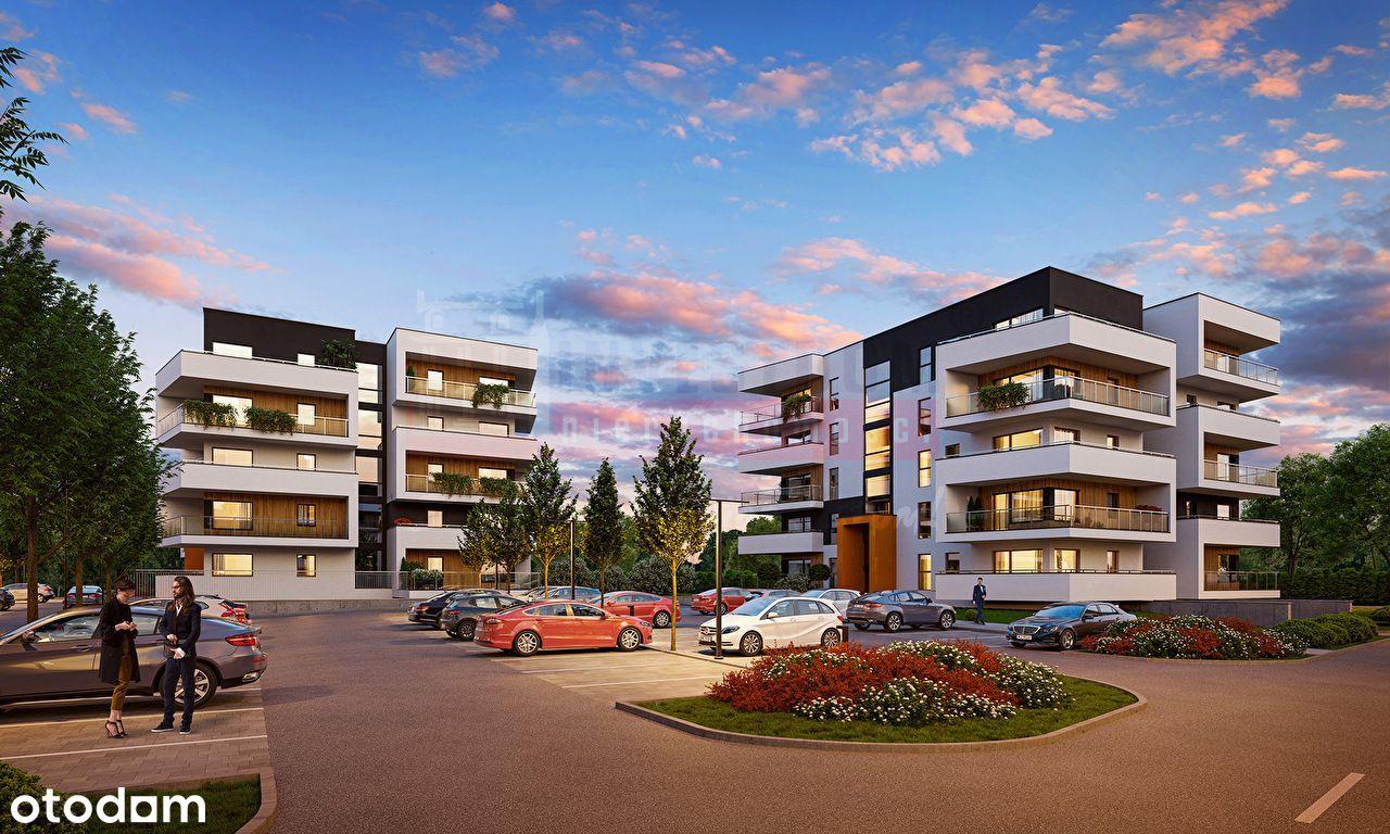 Mieszkanie, 50,07 m², Opole