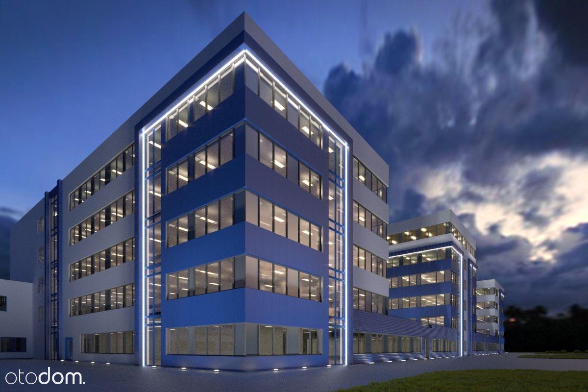 Biuro w nowym budynku