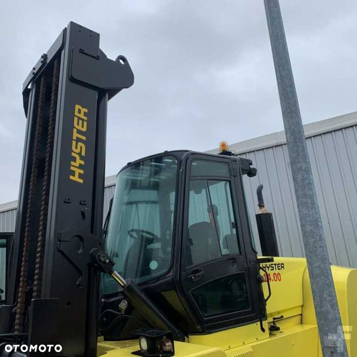 Hyster H 14.00 XM 6  Hyster H 14.00 XM 6 - 12