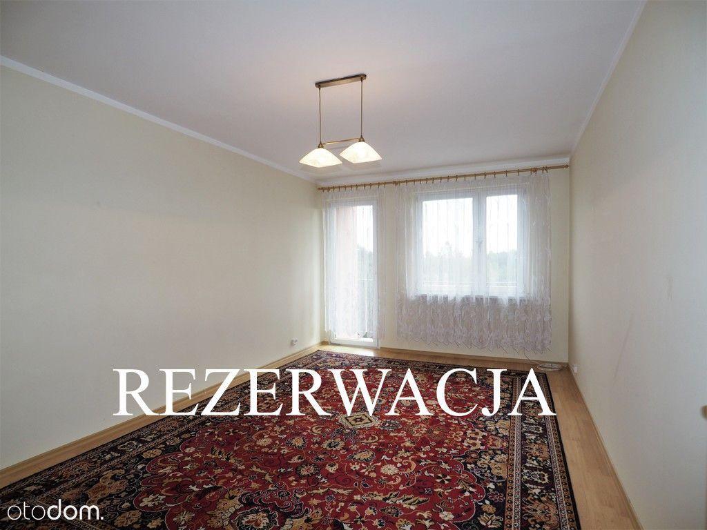 2 pok., pow. 48,9 m2, balkon, piwnica, Szczytnica