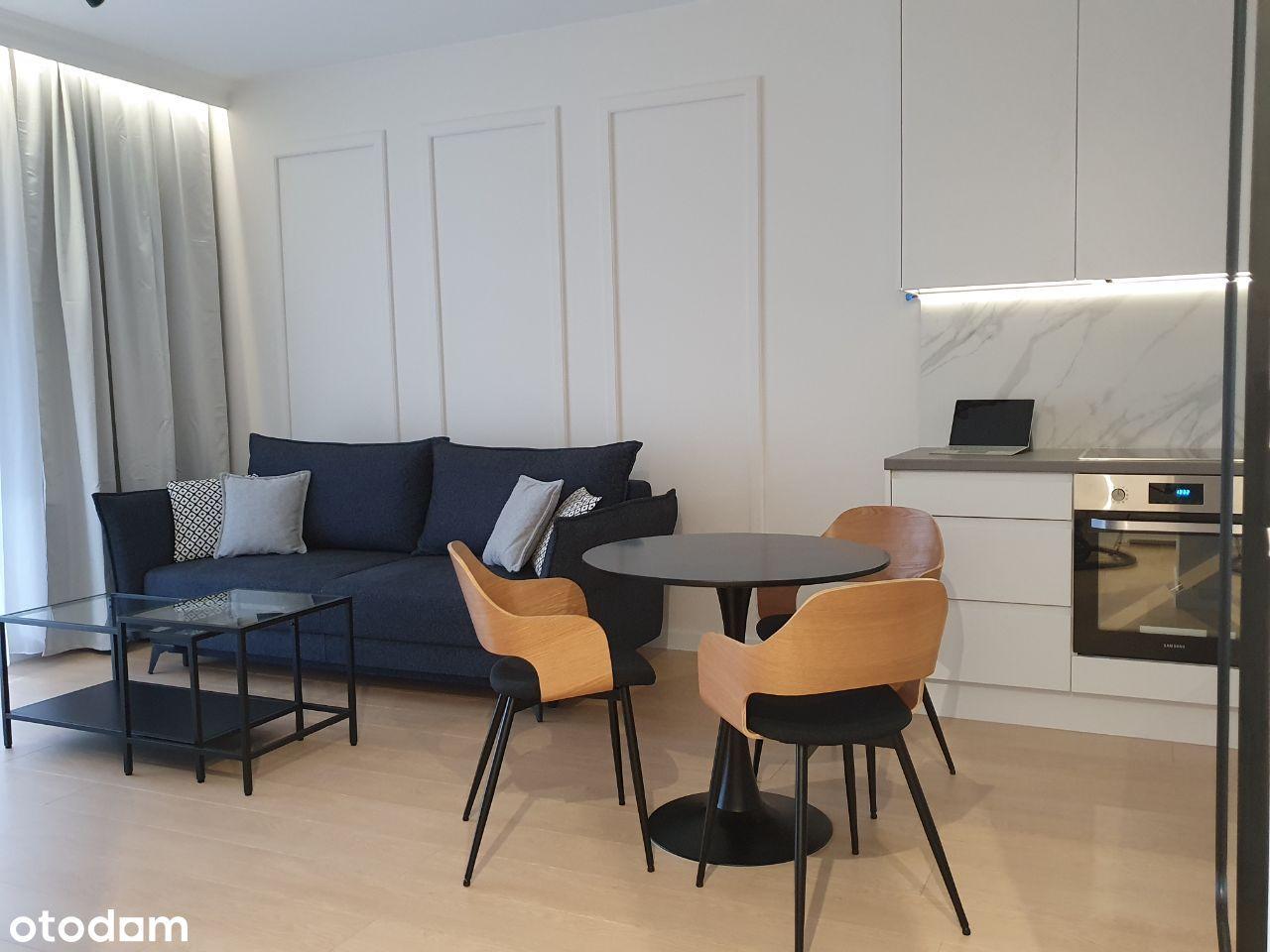 Eleganckie, komfortowe mieszkanie dla singla, pary