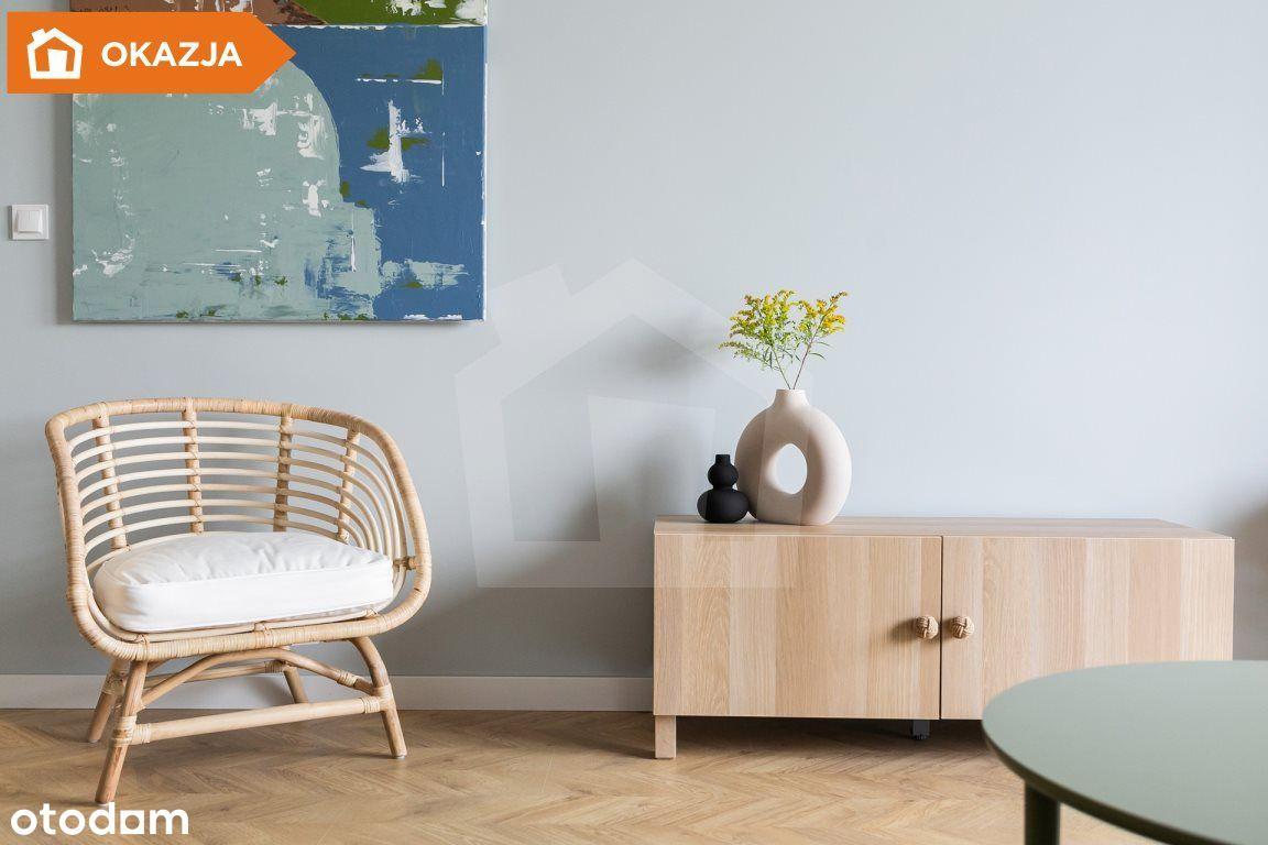 Mieszkanie, 59 m², Niemcz