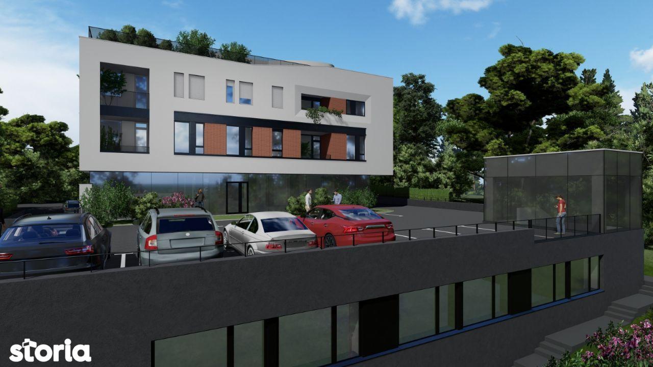 Apartament Nou 1 camera Decomandat! Vedere Panoramica! De vazut!