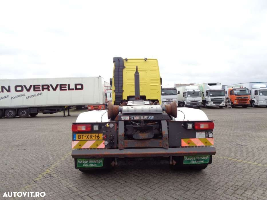 Volvo FH 400 + Euro 5 + 10 tyres + Hook system - 8