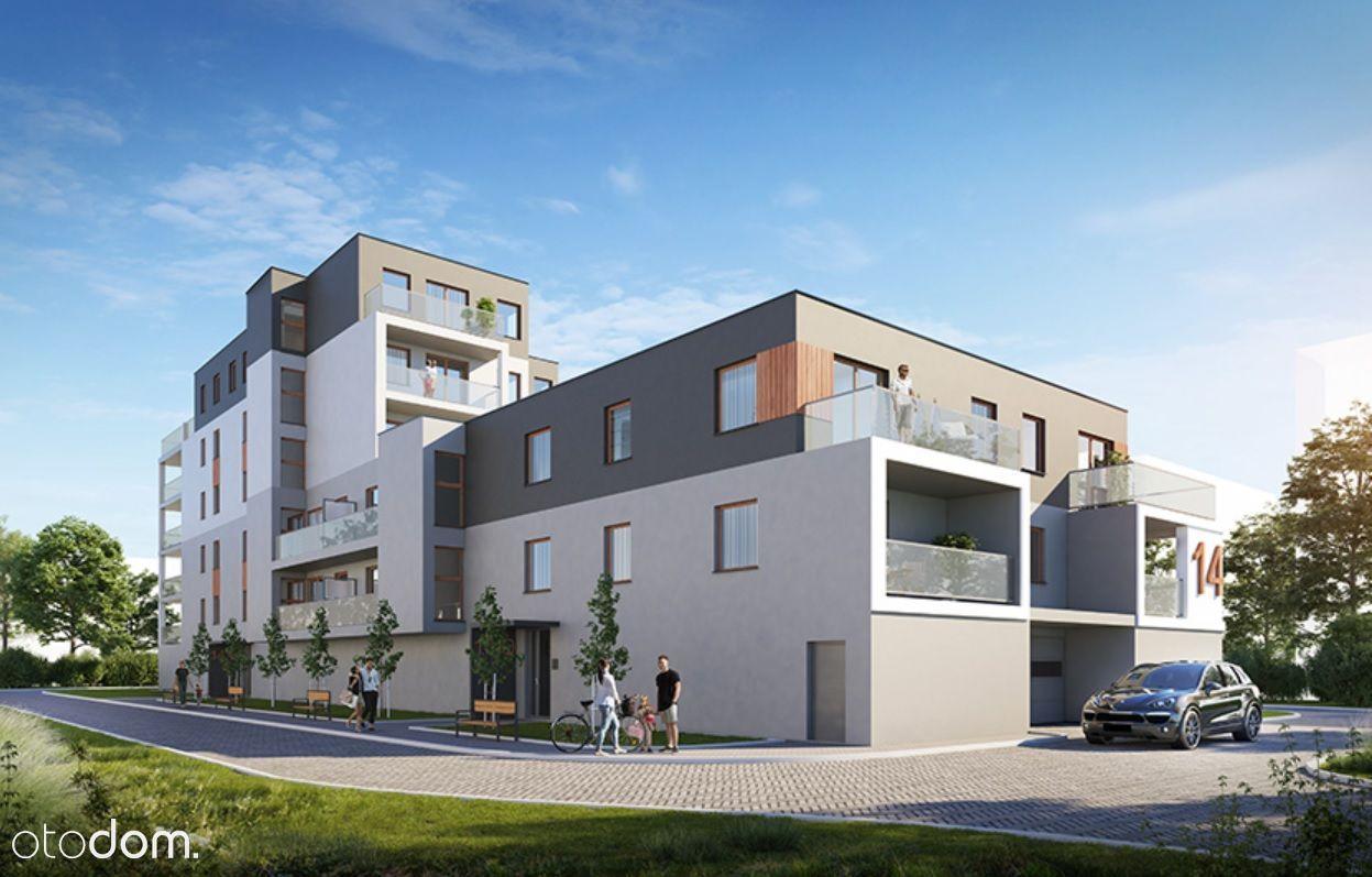 Słoneczne mieszkanie w Inwestycji Os Majowe 19/M2