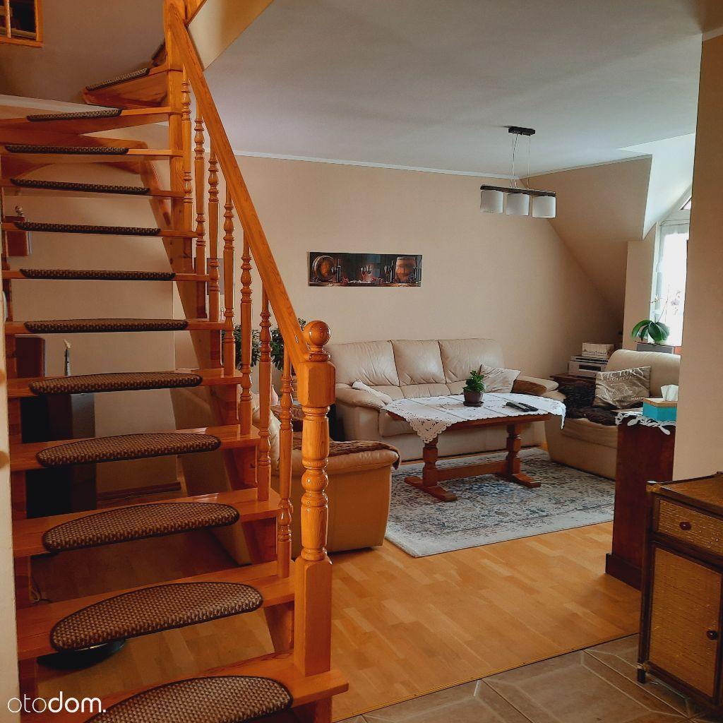 Sprzedam dwupoziomowe mieszkanie