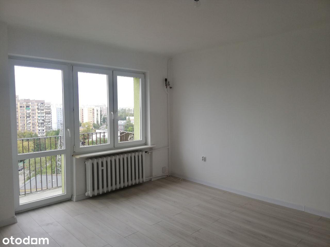 3 pokoje z balkonem, centrum