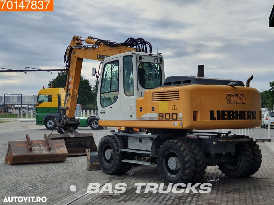 Liebherr A900C 2X BUCKETS - FROM FIRST OWNER - 2