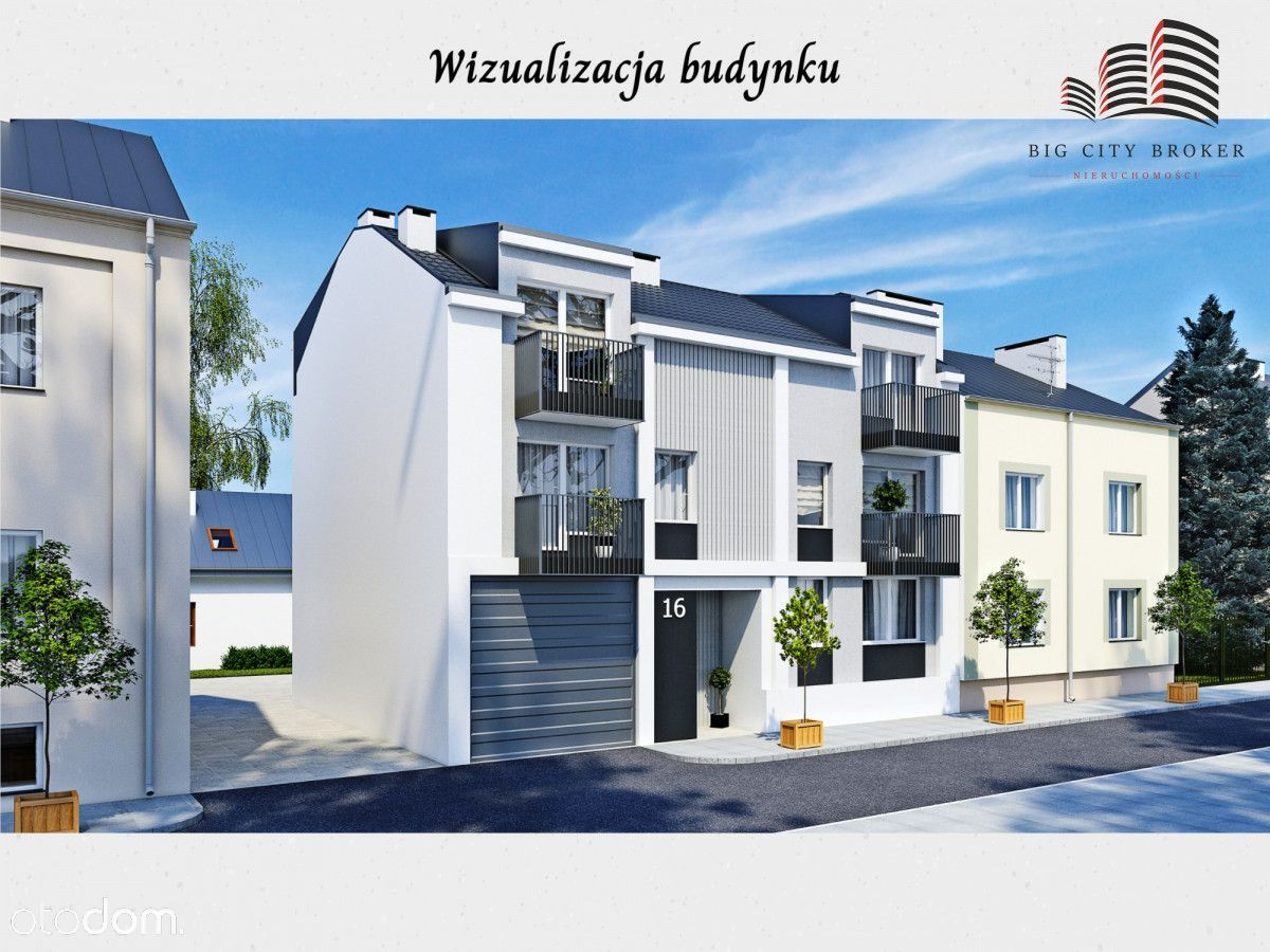 Nowa Inwestycja, 3-pokojowe mieszkanie
