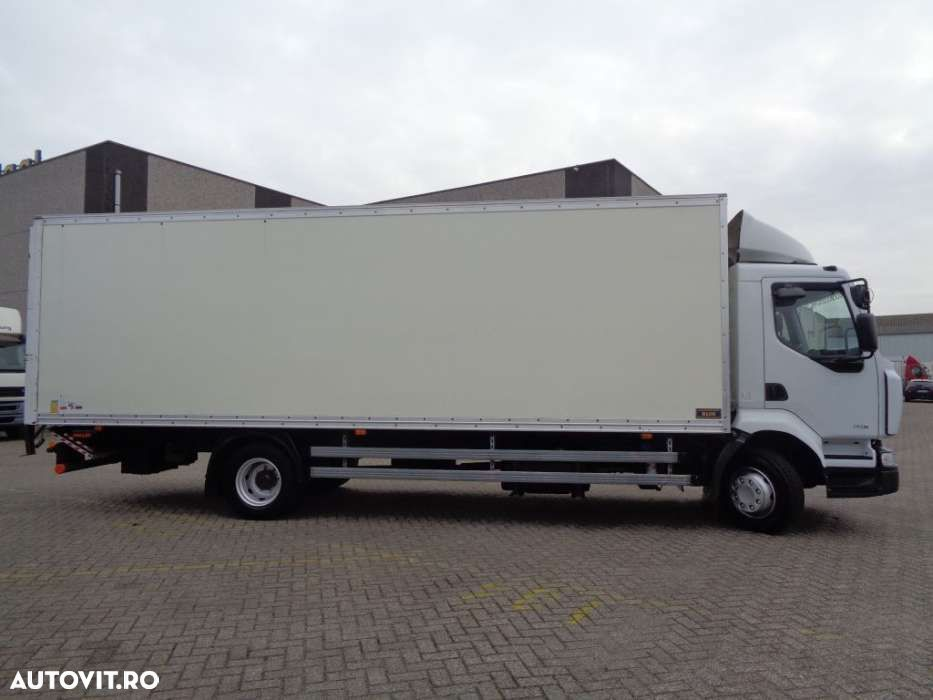 Renault Midlum 190 DXI + Manual + LIFT + euro 4 - 17