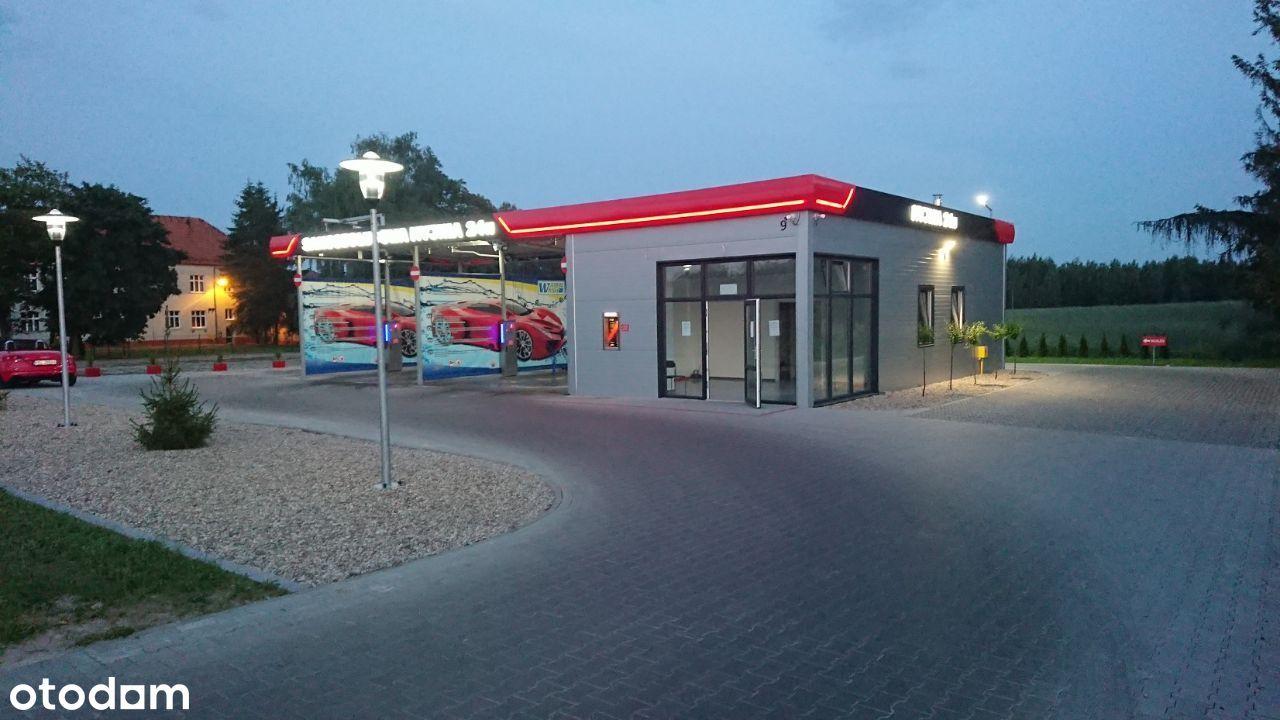 Myjnia Samoobsługowa + Lokal Użytkowy Super Biznes