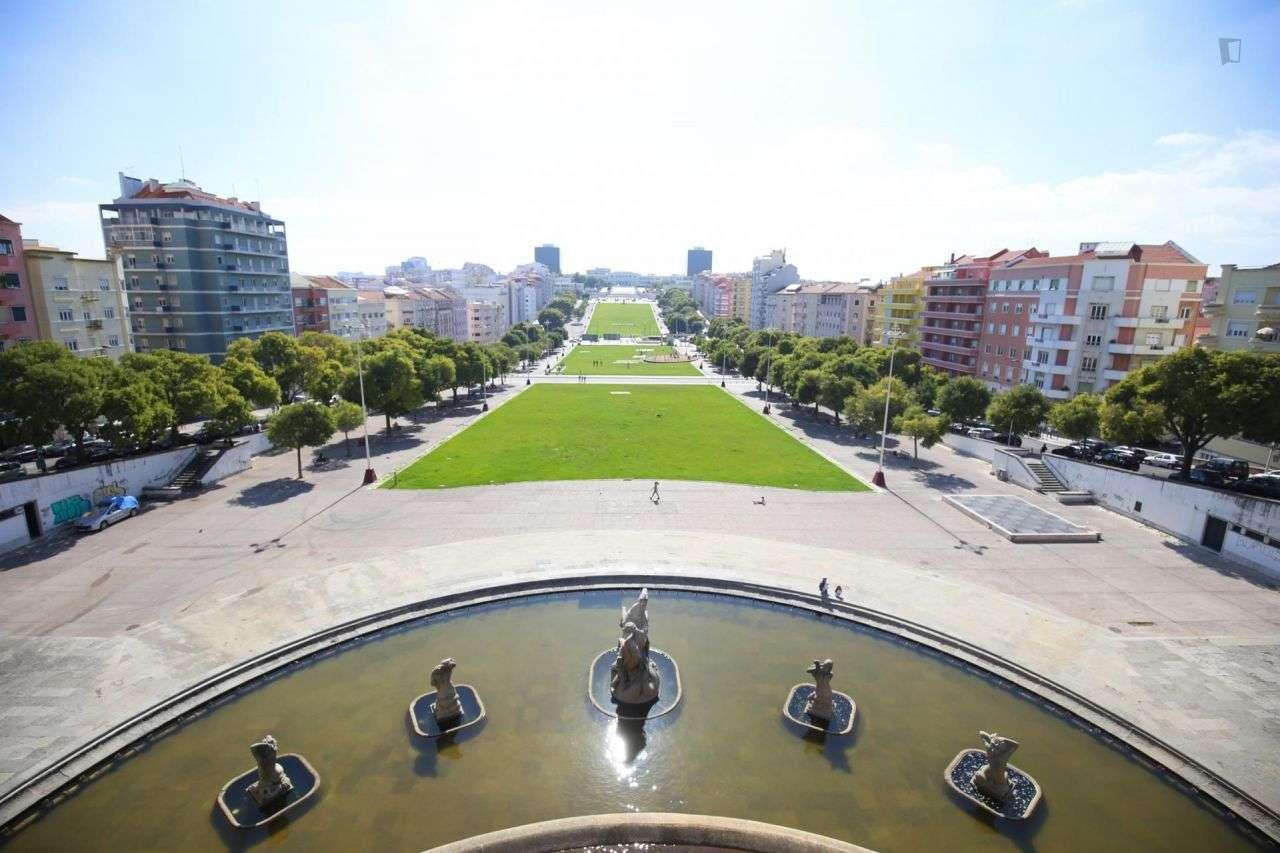 Quarto para arrendar, Penha de França, Lisboa - Foto 48