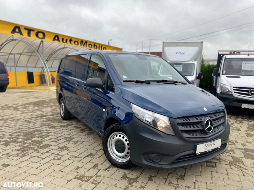 Mercedes-Benz VITO 114Cdi TVA deductibil - 1