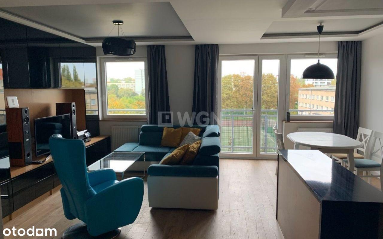 Mieszkanie, 69 m², Szczecin