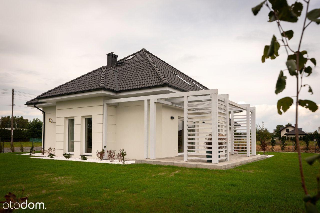 Dom Michał H na osiedlu Zacisze w Czechowicach