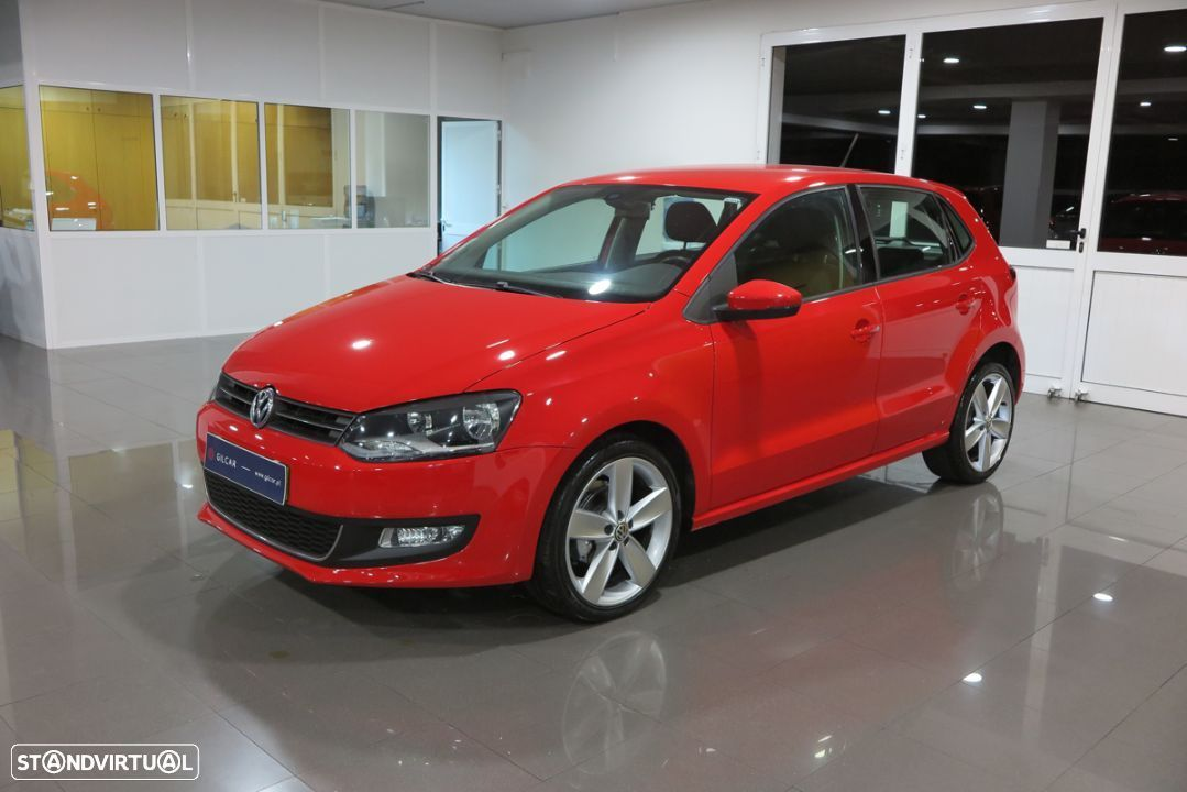 VW Polo 1.6 TDi Highline - 1