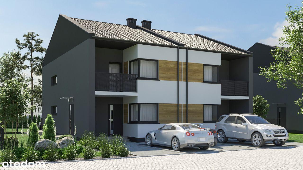 Nowoczesne apartamenty z pompami ciepła