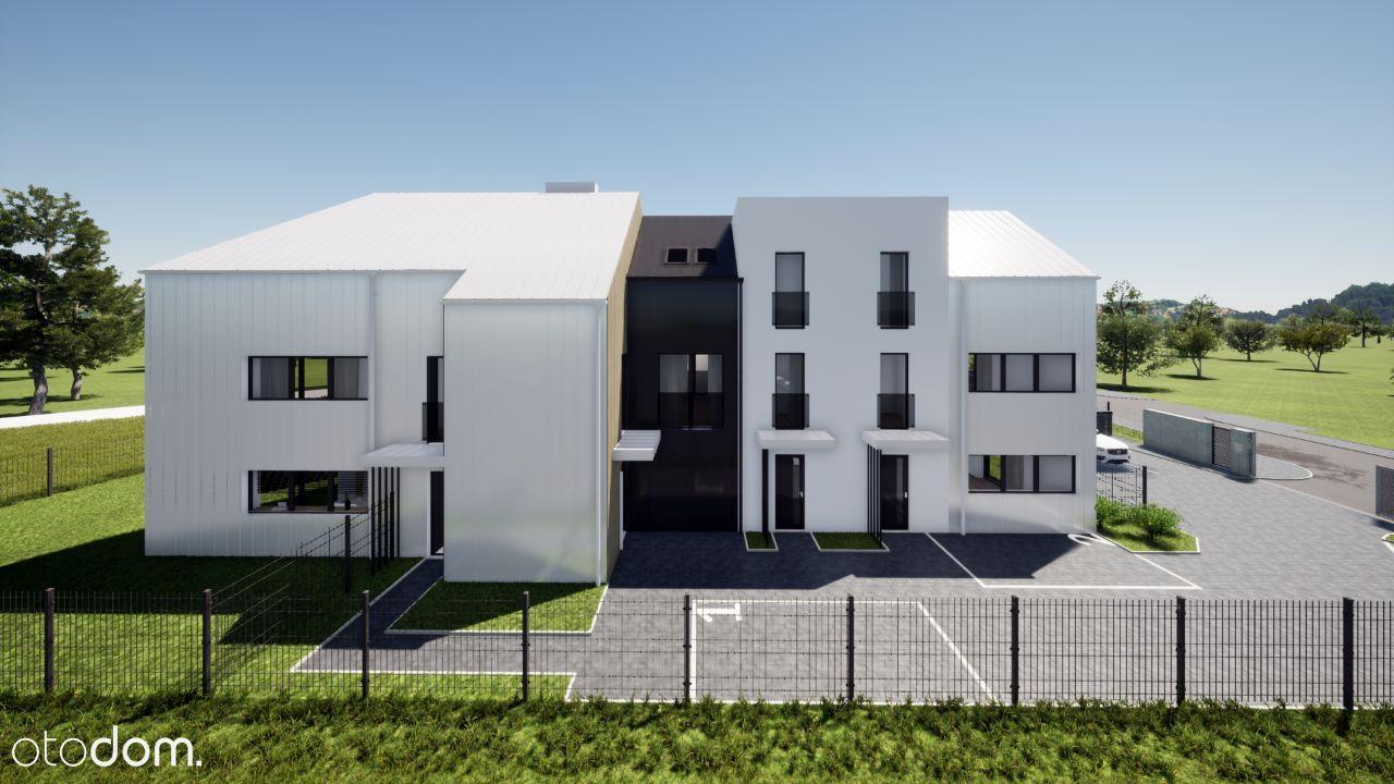 Dwupoziomowy apartament - Nova Bocheńska