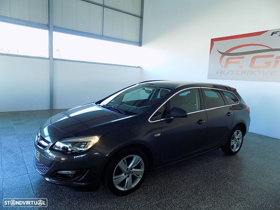 Opel Astra Sports Tourer 1.3 CDTI ENJOY (5P) - 3