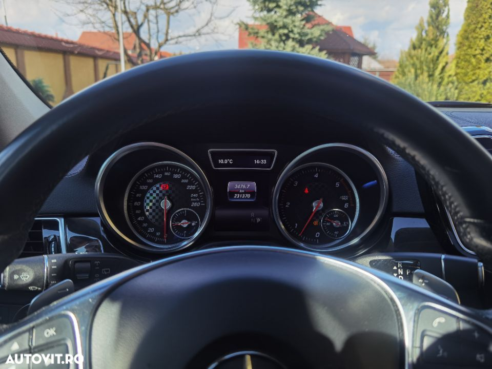 Mercedes-Benz GLE 350 - 14
