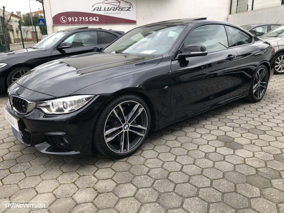 BMW 420 d PACK M Performance 2016 - 51